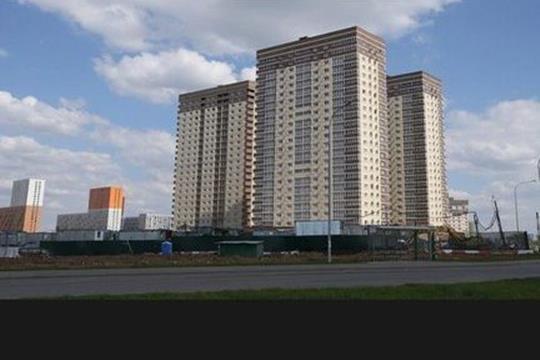 1-комн квартира, 42 м2, 12 этаж