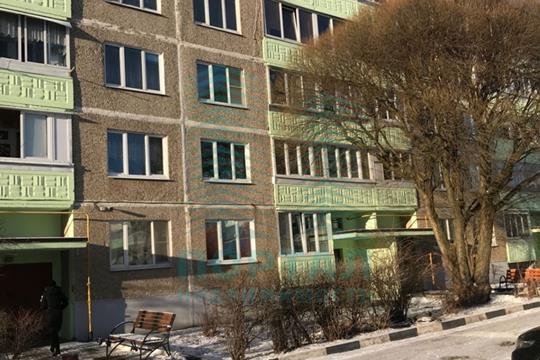 2-комн квартира, 54 м2, 3 этаж