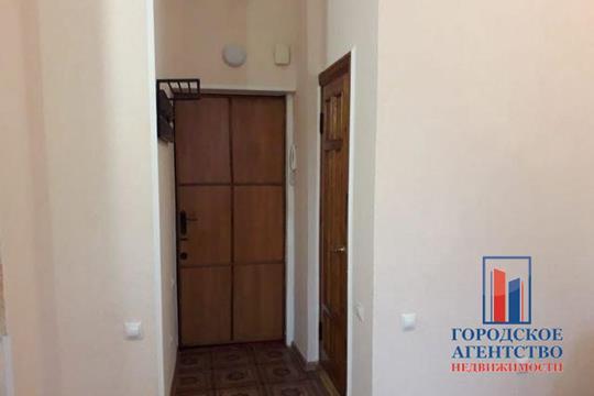 1-комн квартира, 18 м2, 1 этаж