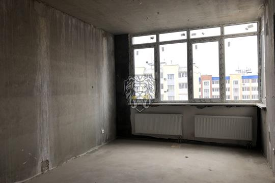 2-комн квартира, 63 м2, 3 этаж