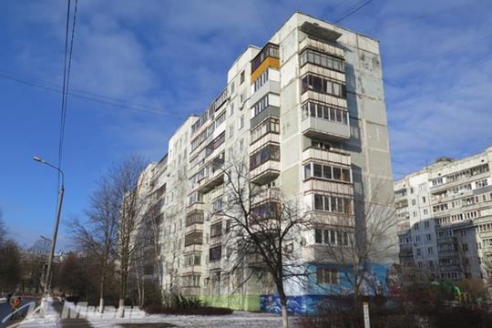 4-комн квартира, 92.7 м2, 2 этаж