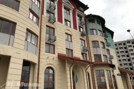 1-комн квартира, 39.3 м2, 2 этаж