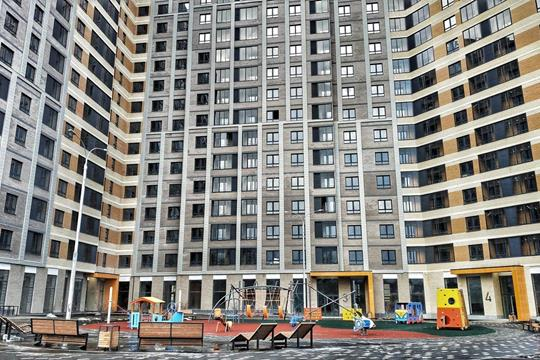 1-комн квартира, 46.07 м2, 2 этаж