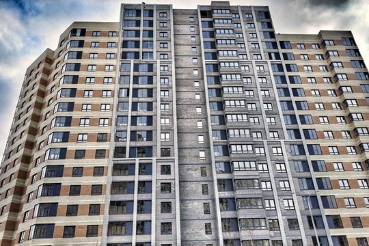 2-комн квартира, 54.59 м2, 17 этаж