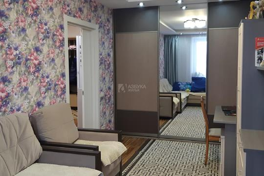 2-комн квартира, 62.8 м<sup>2</sup>, 2 этаж_1