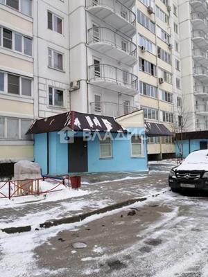 1-комн квартира, 45 м2, 10 этаж - фото 1
