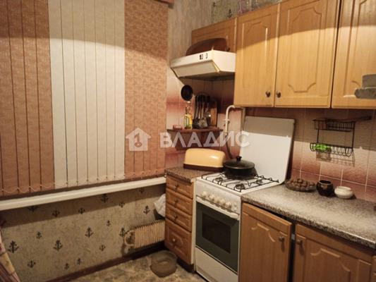 3-комн квартира, 52 м2, 8 этаж - фото 1