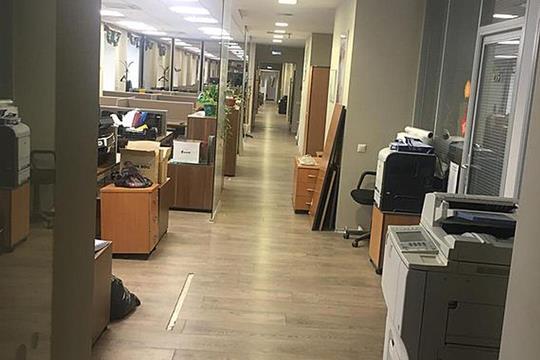 Офис, 1500 м2, класс C