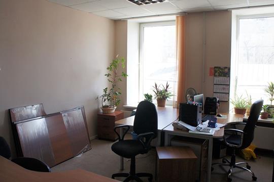 Офис, 106 м2, класс B