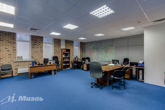 Офис, 100 м2, класс B+