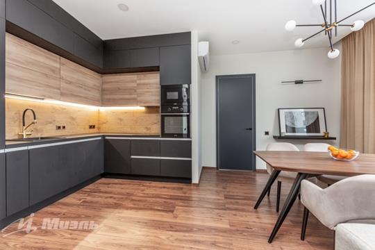 2-комн квартира, 60.3 м2, 19 этаж