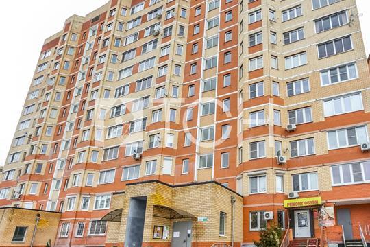 1-комн квартира, 39.3 м2, 8 этаж