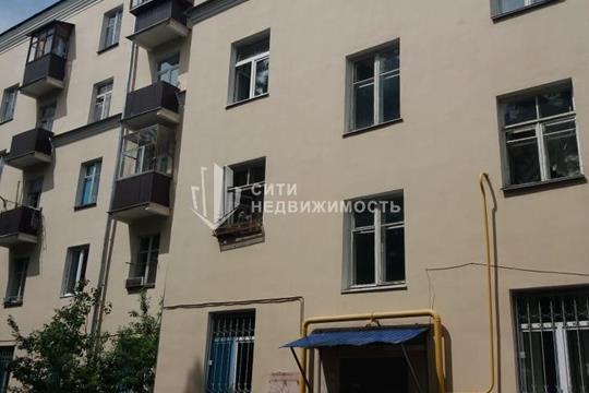 2-комн квартира, 56 м2, 4 этаж
