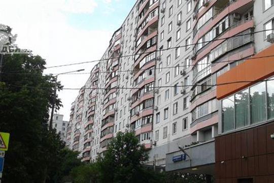 3-комн квартира, 72 м2, 8 этаж
