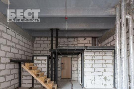 Студия, 52 м2, 4 этаж