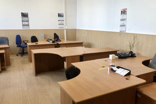 Офис, 100.56 м2, класс C