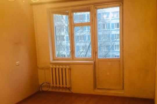 1-комн квартира, 29.5 м2, 4 этаж