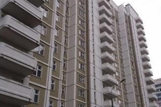2-комн квартира, 57.1 м2, 3 этаж