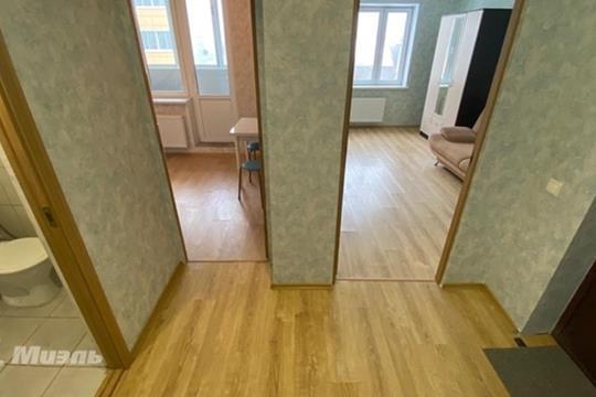 1-комн квартира, 34.2 м2, 2 этаж