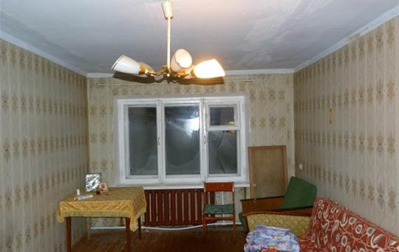 2-комн квартира, 42 м2, 2 этаж