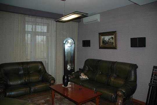4-комн квартира, 99.5 м2, 4 этаж