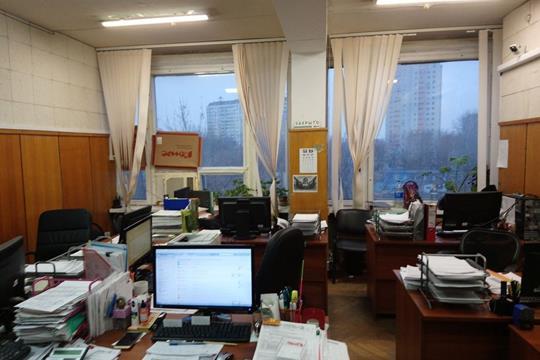 Офис, 85.7 м2, класс C
