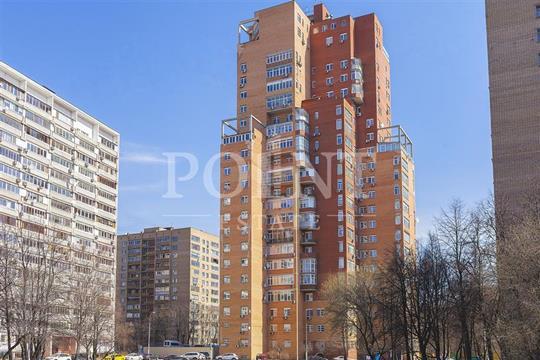 5-комн квартира, 198 м2, 13 этаж