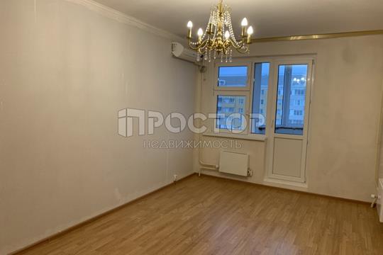 2-комн квартира, 55 м2, 16 этаж