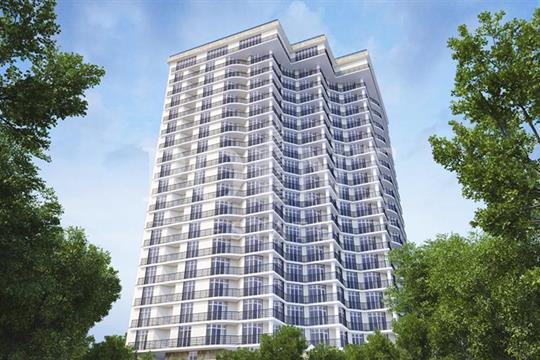 4-комн квартира, 169 м2, 14 этаж