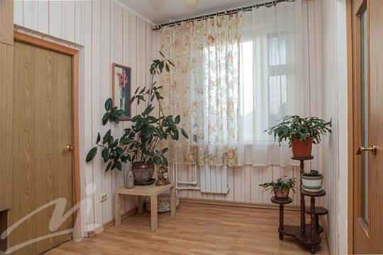 2-комн квартира, 54.6 м2, 4 этаж