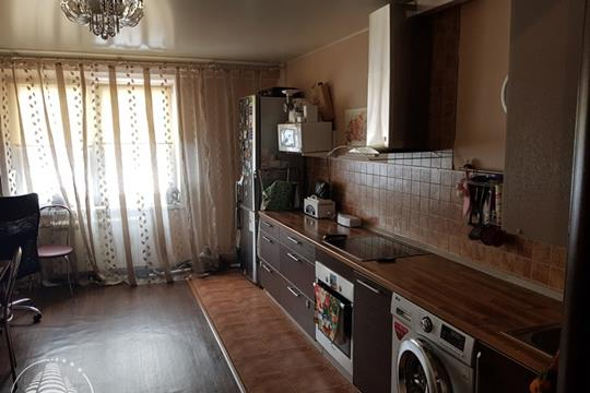 1-комн квартира, 45.9 м2, 2 этаж