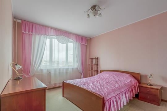 3-комн квартира, 75.7 м2, 13 этаж