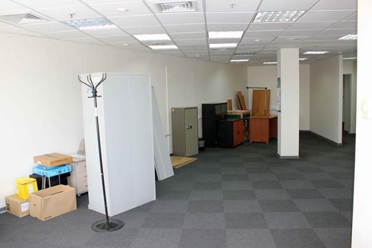 Офис, 130 м2, класс B+