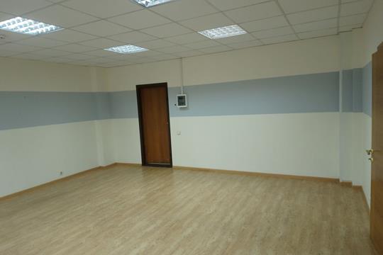 Офис, 53.3 м2, класс C