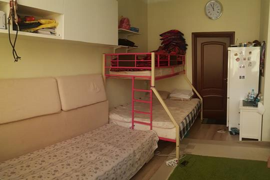 3-комн квартира, 82 м2, 4 этаж