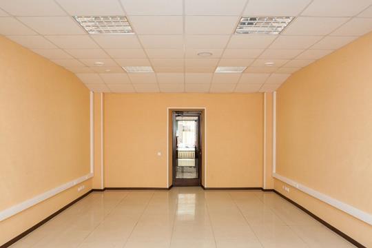 Офис, 56.8 м2, класс B