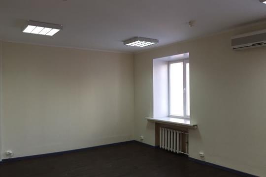 Офис, 35.5 м2, класс C