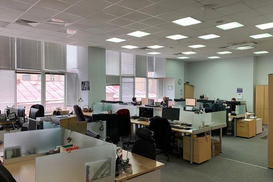 Офис, 1479 м2, класс B