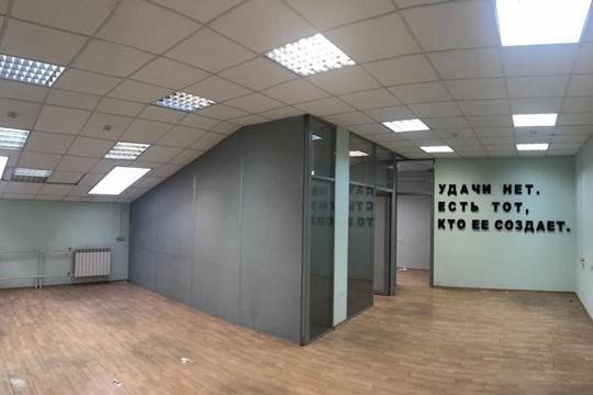 Офис, 84 м2, класс B