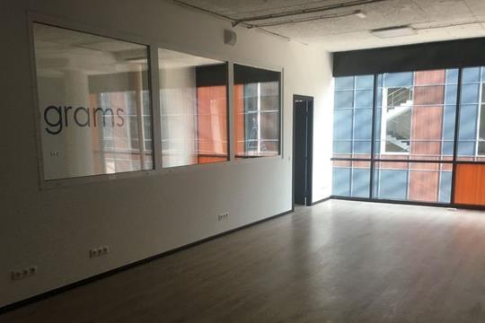 Офис, 116.6 м2, класс B+