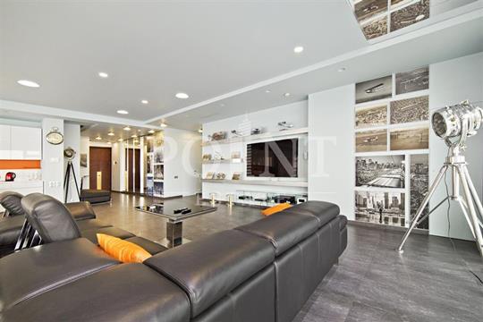 3-комн квартира, 226 м2, 24 этаж