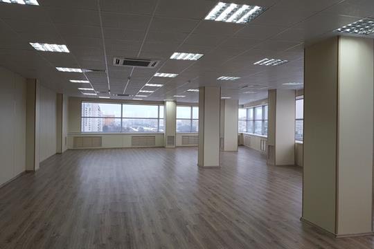 Офис, 827.4 м2, класс B+