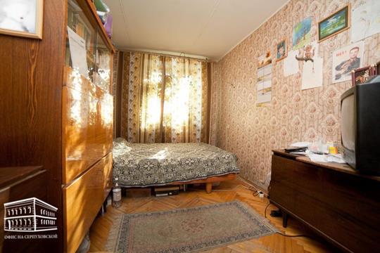 3-комн квартира, 58 м2, 2 этаж