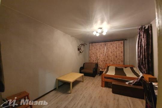 1-комн квартира, 42.1 м2, 5 этаж
