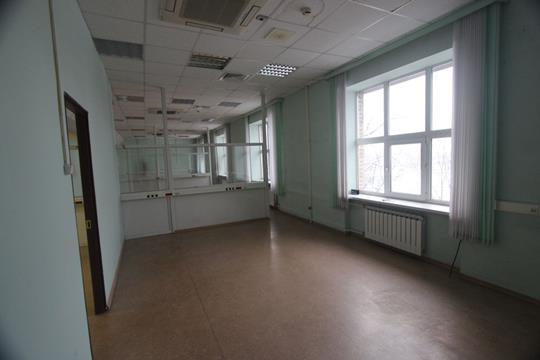 Офис, 118.9 м2, класс C