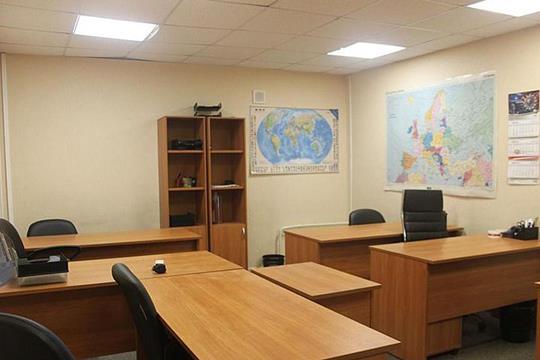 Офис, 225 м2, класс B