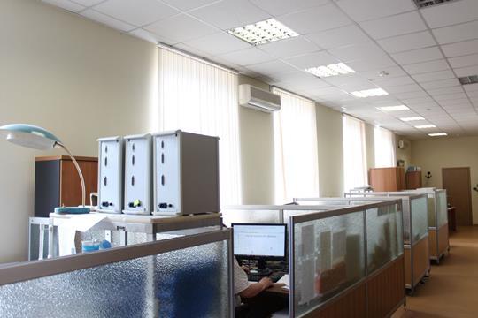 Офис, 37 м2, класс B