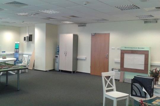 Офис, 86 м2, класс A