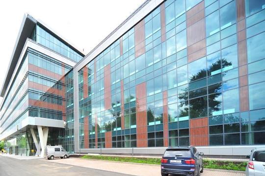 Офис, 154 м2, класс B+
