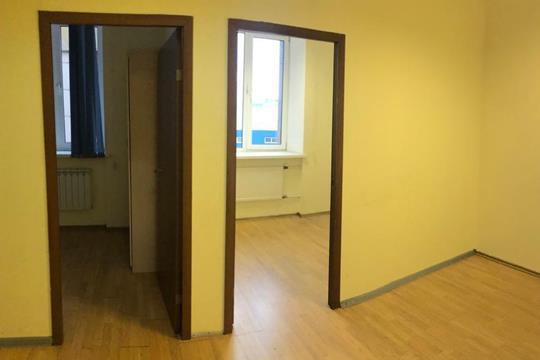 Офис, 56 м2, класс B